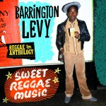 Barrington Levy Reggae anthology LP - Artwork