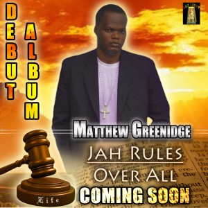 Matthew Greenidge Debut Album