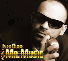 Ishi Dube - Mr Music - Artwork